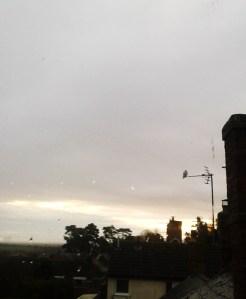 dawn-sky