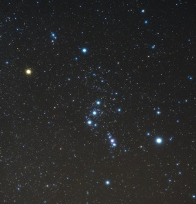 Orion constellation